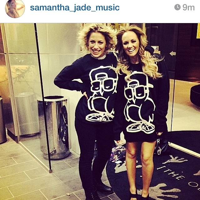 Sydney - Supporter Samantha Jade